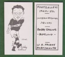 Glasgow Celtic Bobby Collins Scotland 1042 (Int)